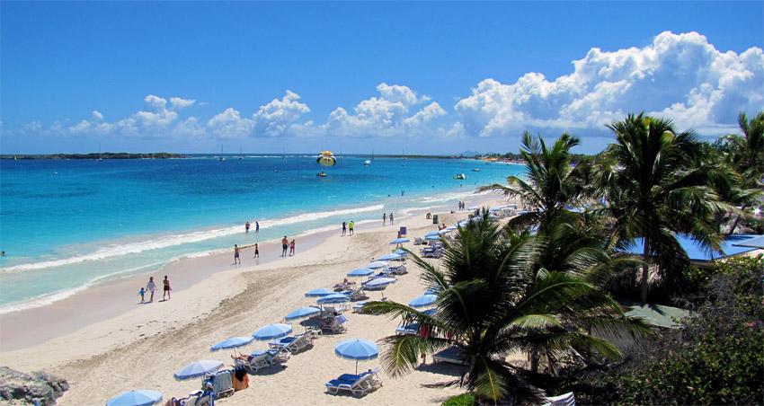 Plages De Saint Martin Sint Maarten